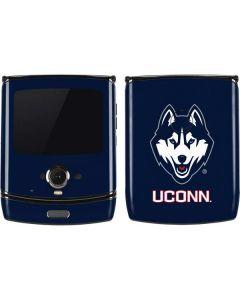 UCONN Huskies Mascot Motorola RAZR Skin
