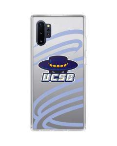 UCSB Gauchos Galaxy Note 10 Plus Clear Case