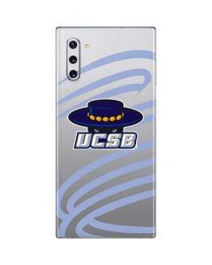 UCSB Gauchos Galaxy Note 10 Skin