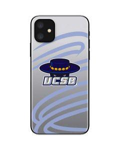 UCSB Gauchos iPhone 11 Skin