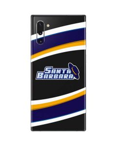 UCSB Logo Galaxy Note 10 Skin