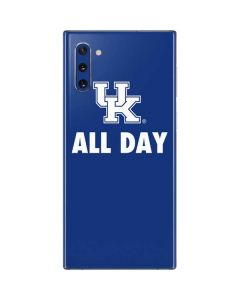 UK All Day Blue Galaxy Note 10 Skin