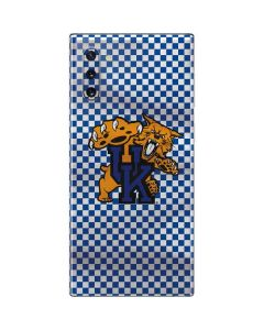 UK Checkered Galaxy Note 10 Skin