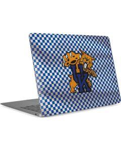 UK Checkered Apple MacBook Air Skin