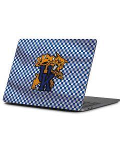 UK Checkered Apple MacBook Pro 13-inch Skin