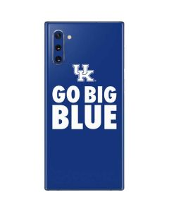 UK Go Big Blue Galaxy Note 10 Skin