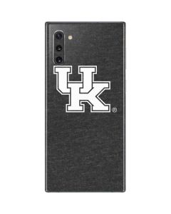 UK Heather Grey Galaxy Note 10 Skin