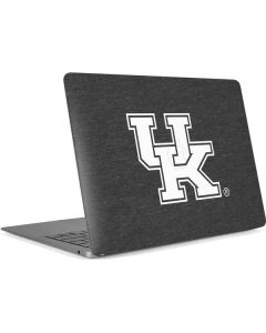 UK Heather Grey Apple MacBook Air Skin