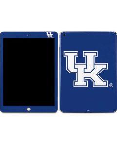 UK Kentucky Blue Apple iPad Skin