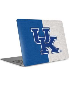 UK Kentucky Split Apple MacBook Air Skin