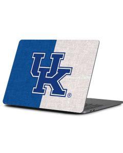 UK Kentucky Split Apple MacBook Pro 13-inch Skin