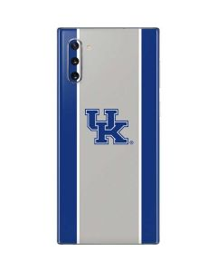 UK Kentucky Stripes Galaxy Note 10 Skin