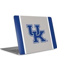 UK Kentucky Stripes Apple MacBook Air Skin