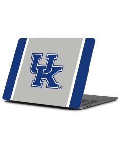 UK Kentucky Stripes Apple MacBook Pro 13-inch Skin