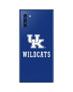 UK Kentucky Wildcats Galaxy Note 10 Skin