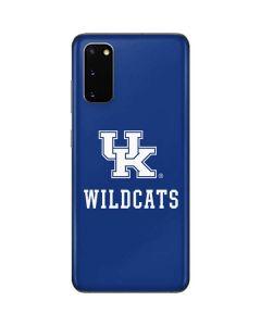 UK Kentucky Wildcats Galaxy S20 Skin