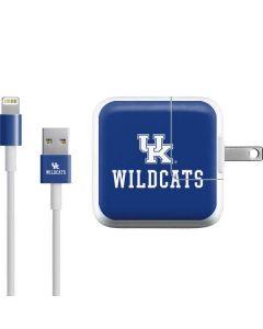 UK Kentucky Wildcats iPad Charger (10W USB) Skin
