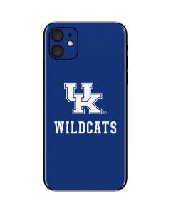 UK Kentucky Wildcats iPhone 11 Skin