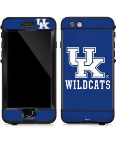 UK Kentucky Wildcats LifeProof Nuud iPhone Skin