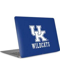 UK Kentucky Wildcats Apple MacBook Air Skin