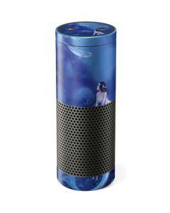 Ultramarine Amazon Echo Skin