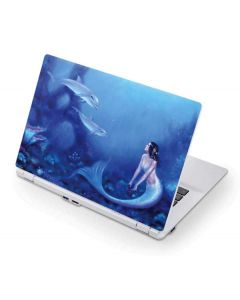 Ultramarine Acer Chromebook Skin