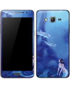 Ultramarine Galaxy Grand Prime Skin