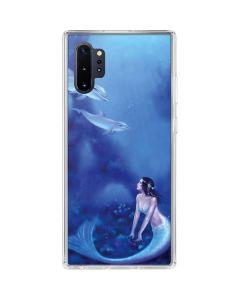 Ultramarine Galaxy Note 10 Plus Clear Case