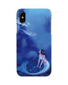 Ultramarine iPhone XS Max Lite Case