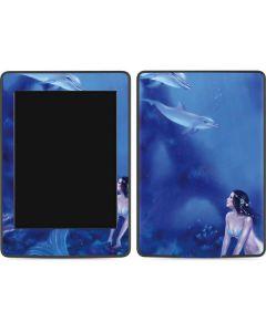 Ultramarine Amazon Kindle Skin