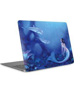 Ultramarine Apple MacBook Air Skin