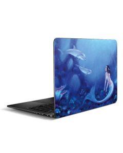 Ultramarine Zenbook UX305FA 13.3in Skin