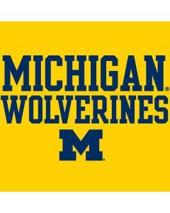 Michigan Wolverines Cochlear Nucleus 5 Sound Processor Skin