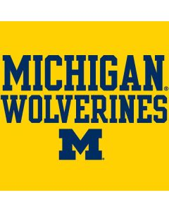Michigan Wolverines Gear VR with Controller (2017) Skin