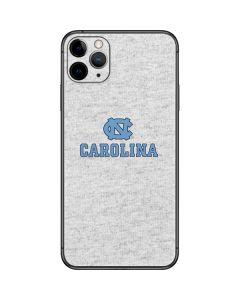 UNC Carolina iPhone 11 Pro Max Skin