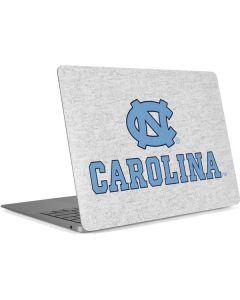 UNC Carolina Apple MacBook Air Skin