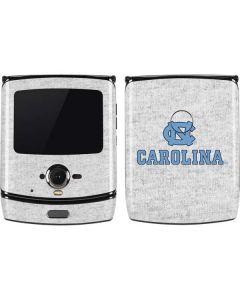 UNC Carolina Motorola RAZR Skin