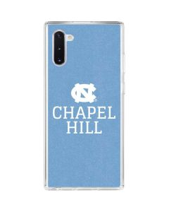 UNC Chapel Hill Galaxy Note 10 Clear Case