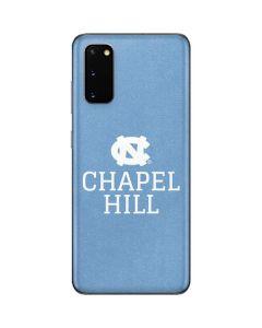 UNC Chapel Hill Galaxy S20 Skin