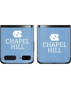 UNC Chapel Hill Galaxy Z Flip Skin
