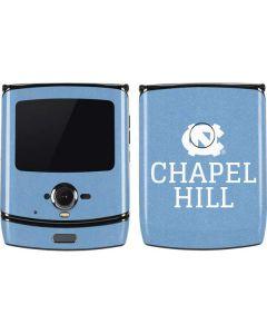 UNC Chapel Hill Motorola RAZR Skin