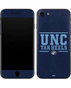 UNC Tar Heels iPhone SE Skin