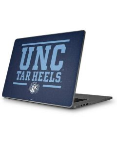UNC Tar Heels Apple MacBook Pro 17-inch Skin