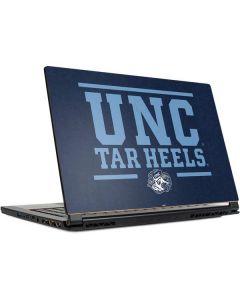UNC Tar Heels MSI GS65 Stealth Laptop Skin