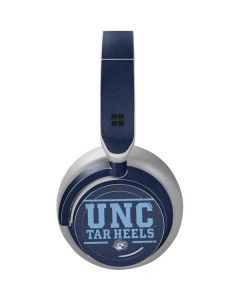 UNC Tar Heels Surface Headphones Skin