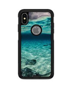 Underwater Sting Rays Otterbox Commuter iPhone Skin