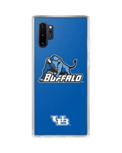 University at Buffalo Galaxy Note 10 Plus Clear Case
