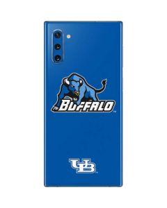 University at Buffalo Galaxy Note 10 Skin