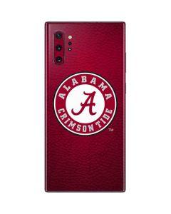 University of Alabama Seal Galaxy Note 10 Plus Skin