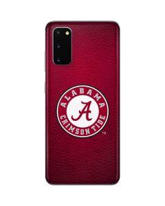 University of Alabama Seal Galaxy S20 Skin